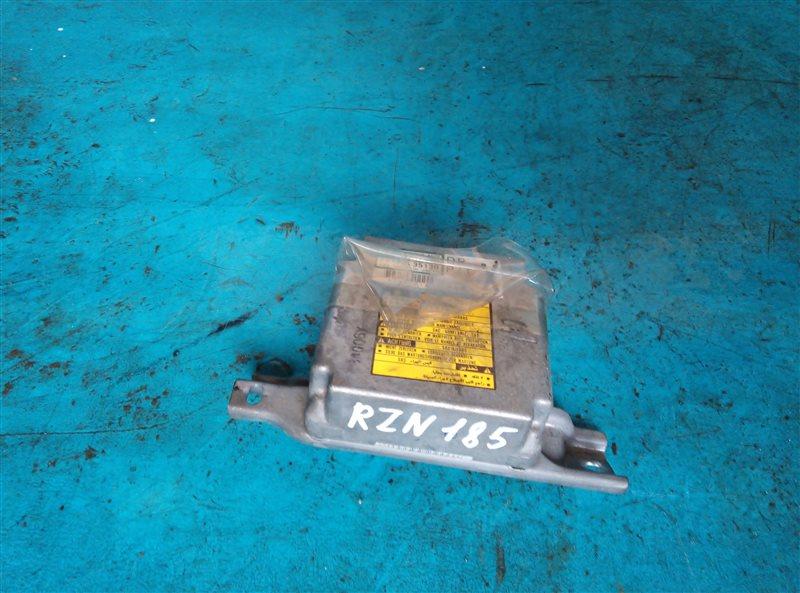 Блок управления airbag Toyota Hilux Surf RZN185 3RZ-FE 07.2001 (б/у)