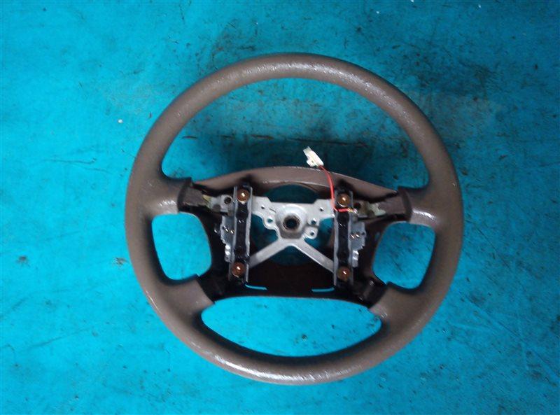 Руль Toyota Hilux Surf RZN185 3RZ-FE 07.2001 (б/у)