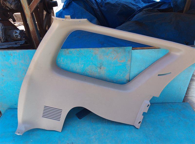 Обшивка багажника Toyota Hilux Surf RZN185 3RZ-FE 07.2001 задняя левая (б/у)