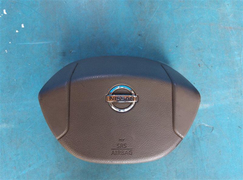 Airbag водительский Nissan Atlas SZ5F24 ZD30DDTI (б/у)