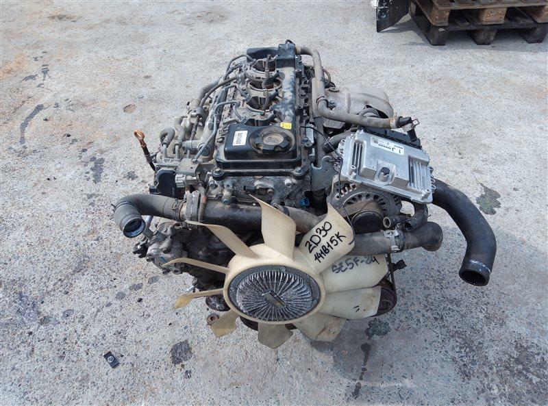 Двигатель Nissan Atlas SZ5F24 ZD30DDTI 141615K (б/у)