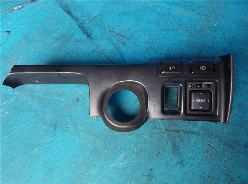 Консоль под рулевой колонкой Toyota Land Cruiser HDJ81 1HD-T 12.1992 (б/у)