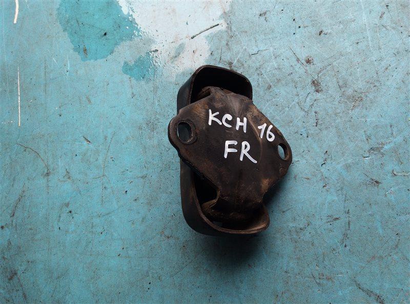 Подушка двигателя Toyota Granvia KCH16 1KZ-TE правая (б/у)