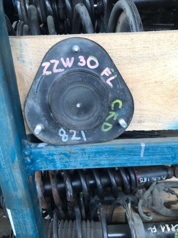 Чашка стойки Toyota Mr-S ZZW30 1ZZ-FE передняя левая (б/у)