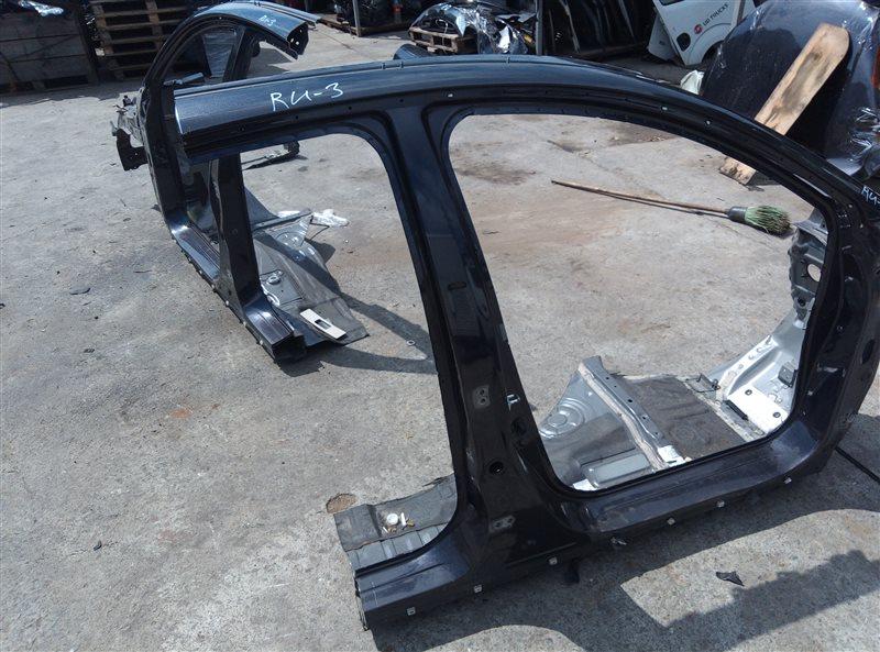 Стойка кузова Honda Vezel RU3 LEB 2014 правая (б/у)