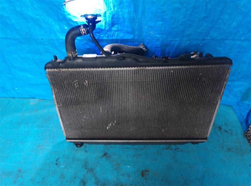 Радиатор основной Honda Vezel RU3 LEB 2014 (б/у)