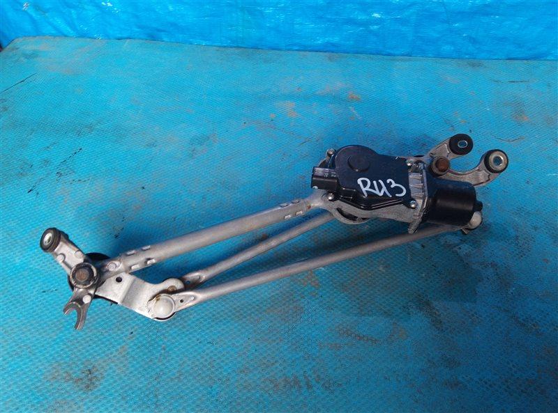 Мотор дворников Honda Vezel RU3 LEB 2014 (б/у)