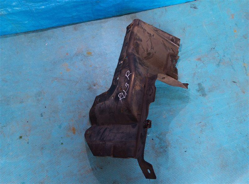 Защита двигателя Honda Vezel RU3 LEB 2014 правая (б/у)