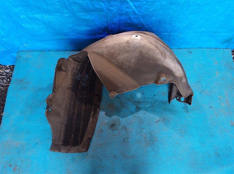 Подкрылок Honda Vezel RU3 LEB 2014 задний правый (б/у)