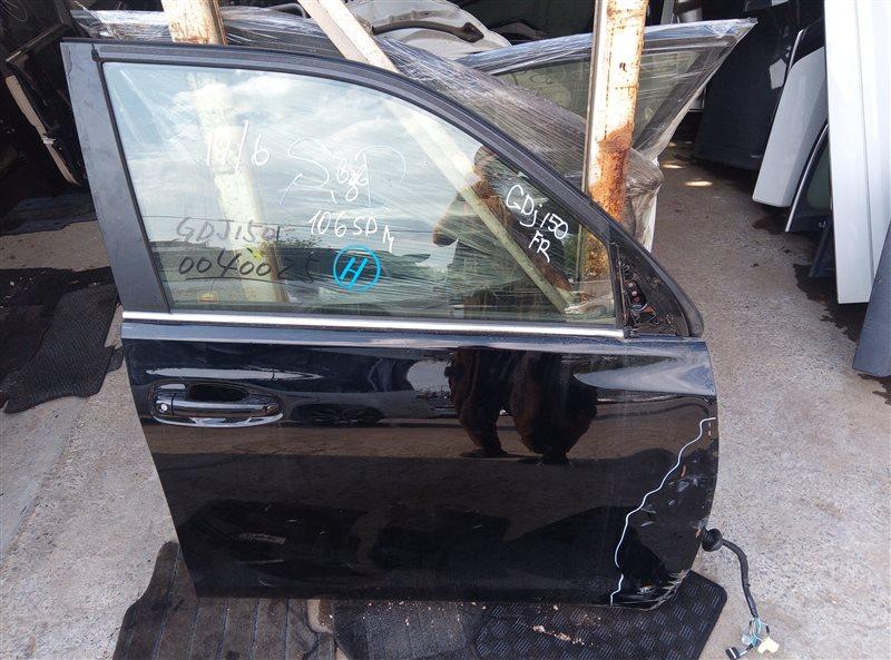 Дверь Toyota Land Cruiser Prado GDJ150 1GD-FTV 05.2019 передняя правая (б/у)