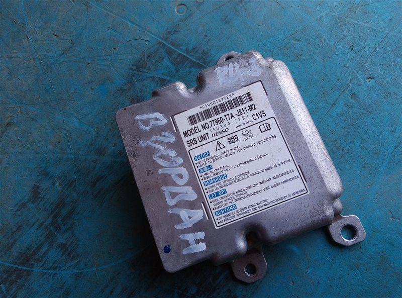 Блок управления airbag Honda Vezel RU3 LEB 2014 (б/у)
