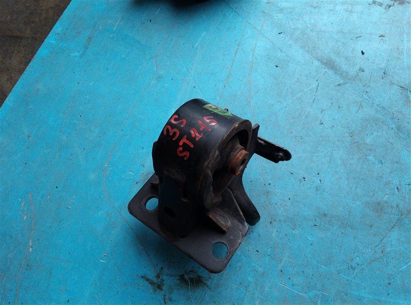 Подушка двигателя Toyota Caldina ST215 3S-FE левая (б/у)