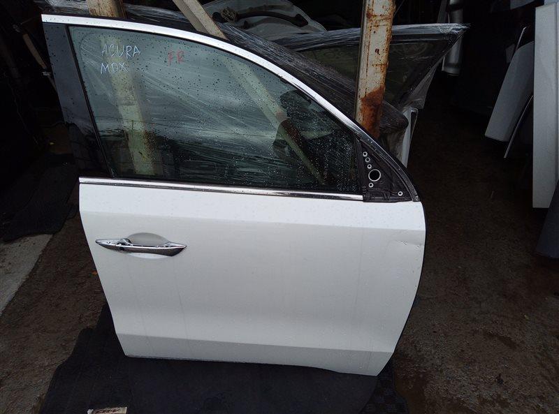Дверь Acura Mdx YD3 J35Y5 01.2019 передняя правая (б/у)