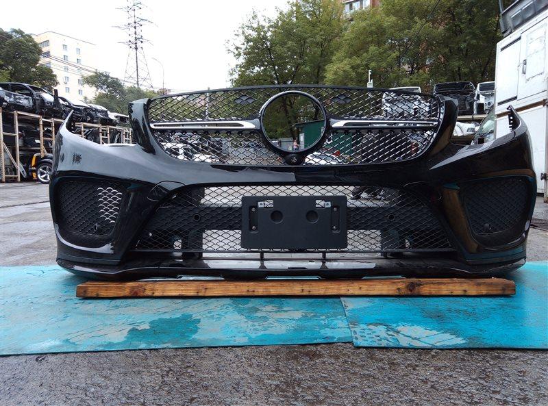 Бампер Mercedes Gle Coupe C292 M276DE30 передний (б/у)