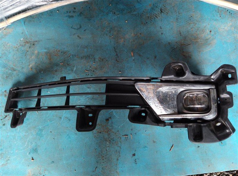 Туманка Toyota Land Cruiser URJ202 1UR-FE передняя правая (б/у)