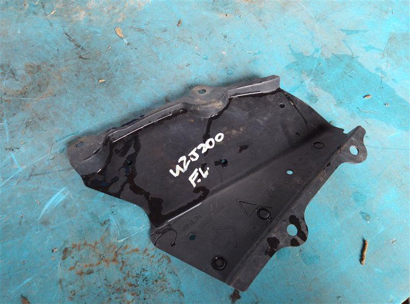 Защита двигателя Toyota Land Cruiser UZJ200 2UZ-FE передняя левая (б/у)