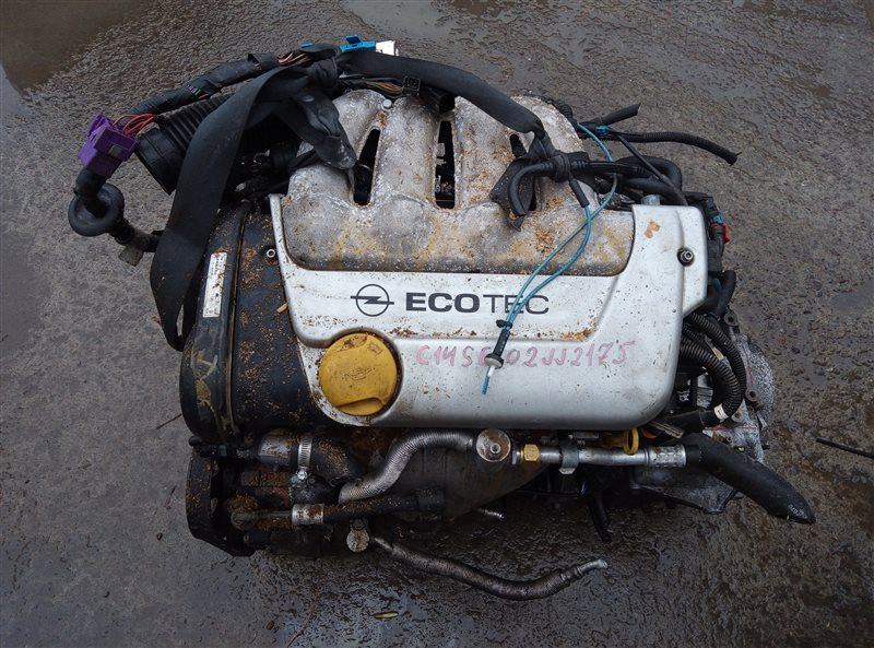 Двигатель Opel Vita C14SEL 02JJ2175 (б/у)