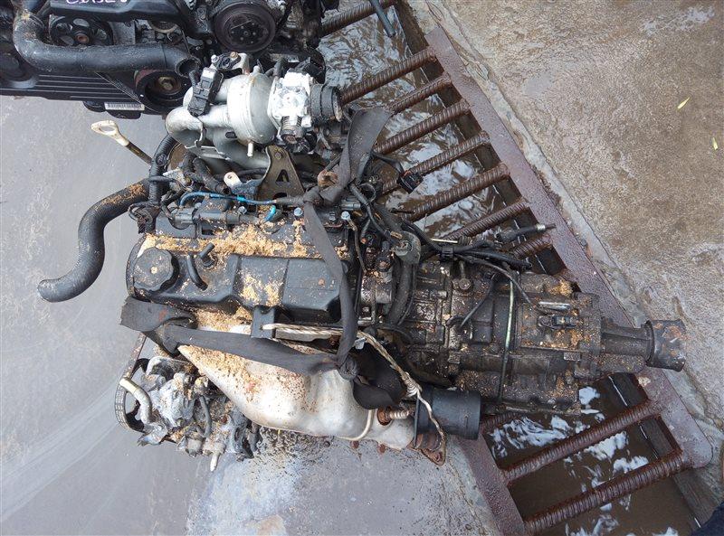 Двигатель Mitsubishi Pajero Mini H58A 4A30 993757 (б/у)