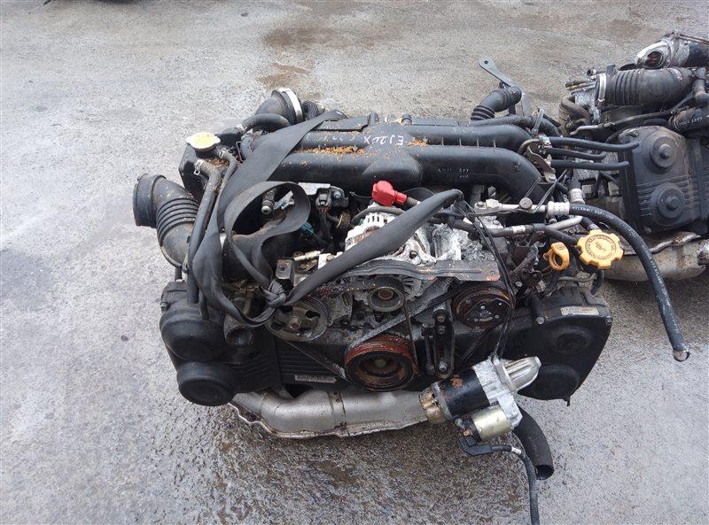 Двигатель Subaru Legacy BP5 EJ20X C331627 (б/у)
