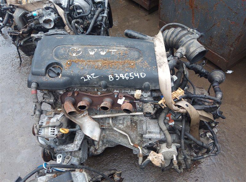 Двигатель Toyota Ipsum ACM26 2AZFE B386540 (б/у)