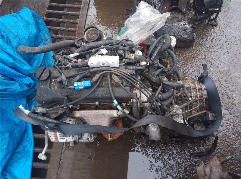 Двигатель Nissan Cube Z10 CG13DE 292078A (б/у)