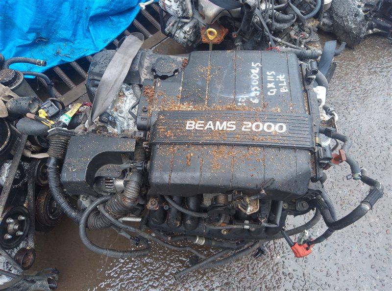 Двигатель Toyota Mark 2 GX115 1G-FE 6950025 (б/у)