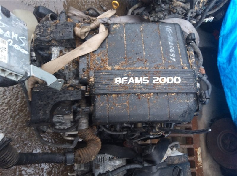 Двигатель Toyota Mark 2 GX115 1G-FE 7020699 (б/у)