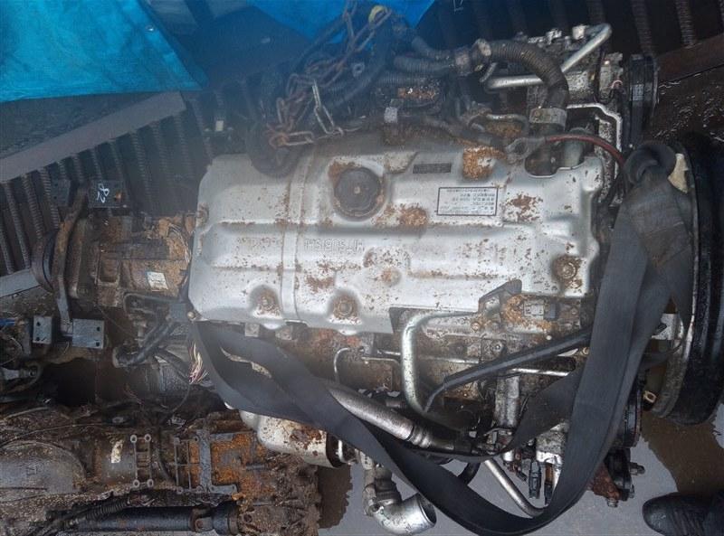 Двигатель Mitsubishi Rosa BE63DE 4M50T C62706 (б/у)