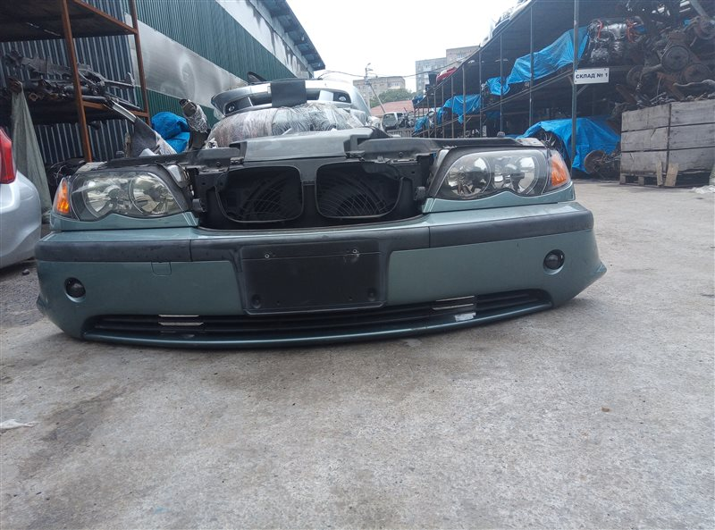 Nose cut Bmw 320I E46 M54B22 (226S1) (б/у)