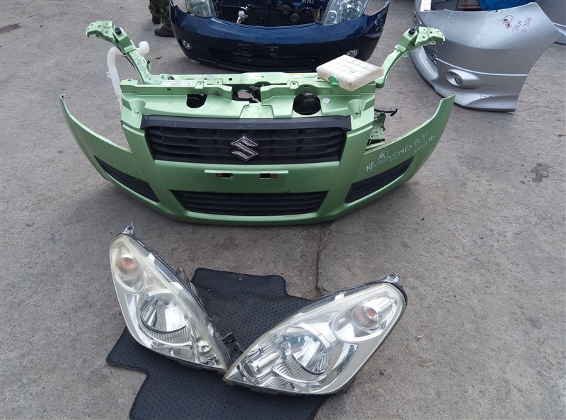 Nose cut Suzuki Splash XB32S K12B (б/у)