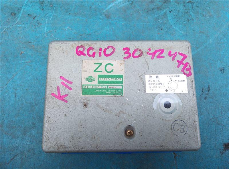 Блок efi Nissan March K11 CG10DE (б/у)
