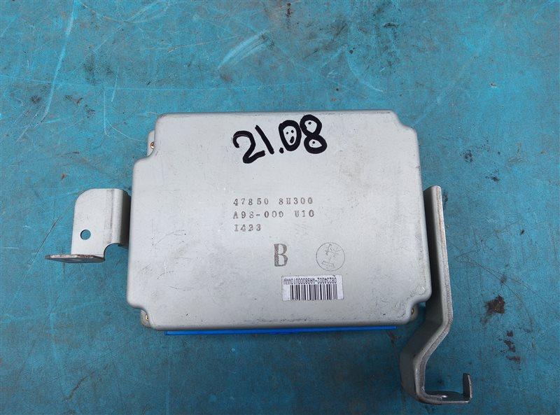 Блок управления abs Nissan X-Trail NT30 QR20DE (б/у)