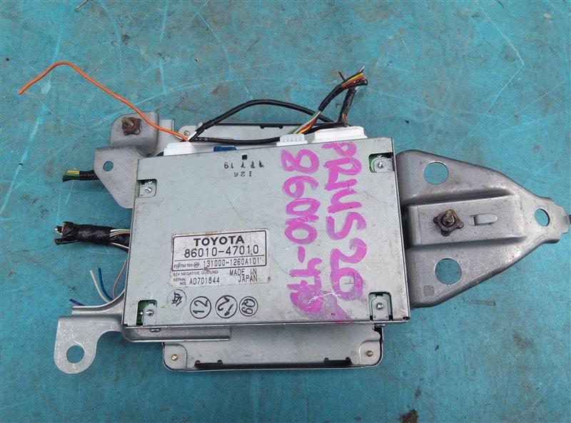 Электронный блок Toyota Prius NHW20 1NZ-FXE (б/у)