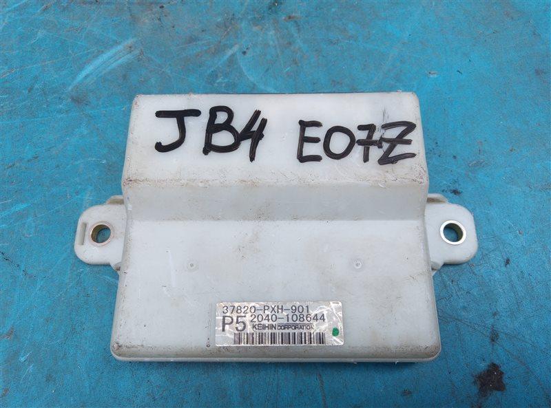 Блок efi Honda Life Dunk JB4 E07Z (б/у)