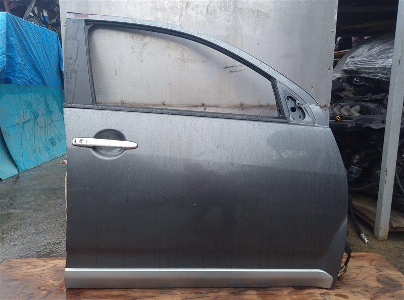 Дверь Mitsubishi Outlander CW5W 4B12 передняя правая (б/у)