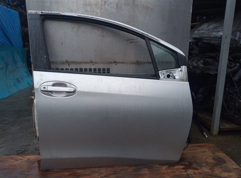 Дверь Toyota Vitz NSP135 1NR-FE передняя правая (б/у)