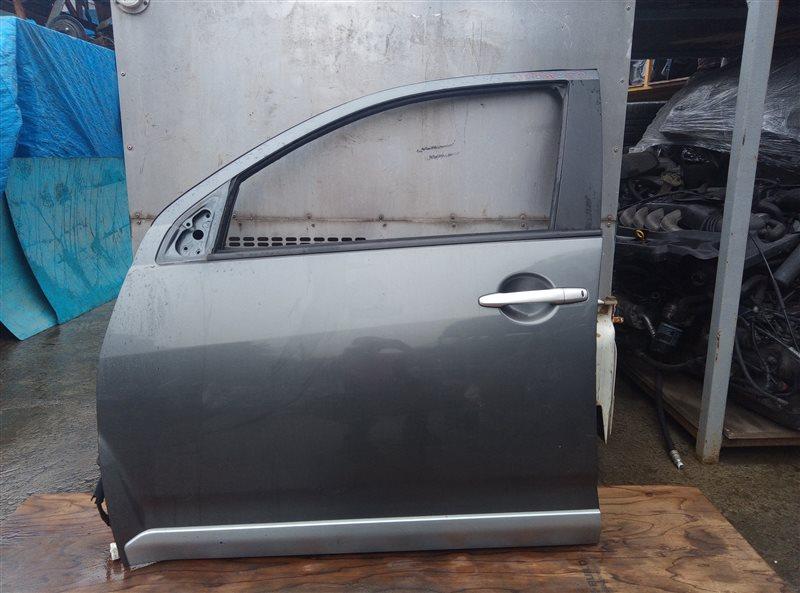 Дверь Mitsubishi Outlander CW5W 4B12 передняя левая (б/у)
