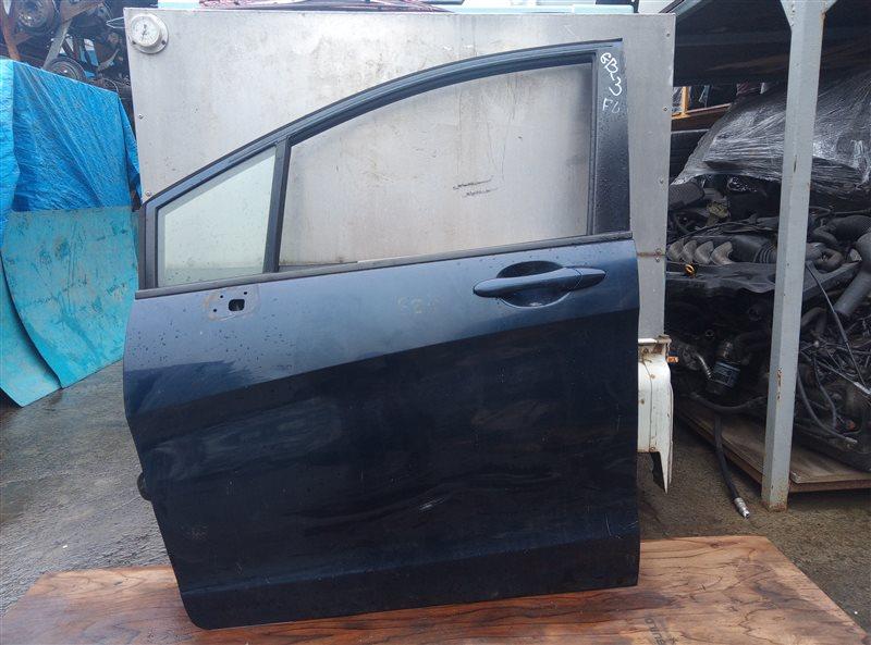 Дверь Honda Freed GB3 L15A передняя левая (б/у)