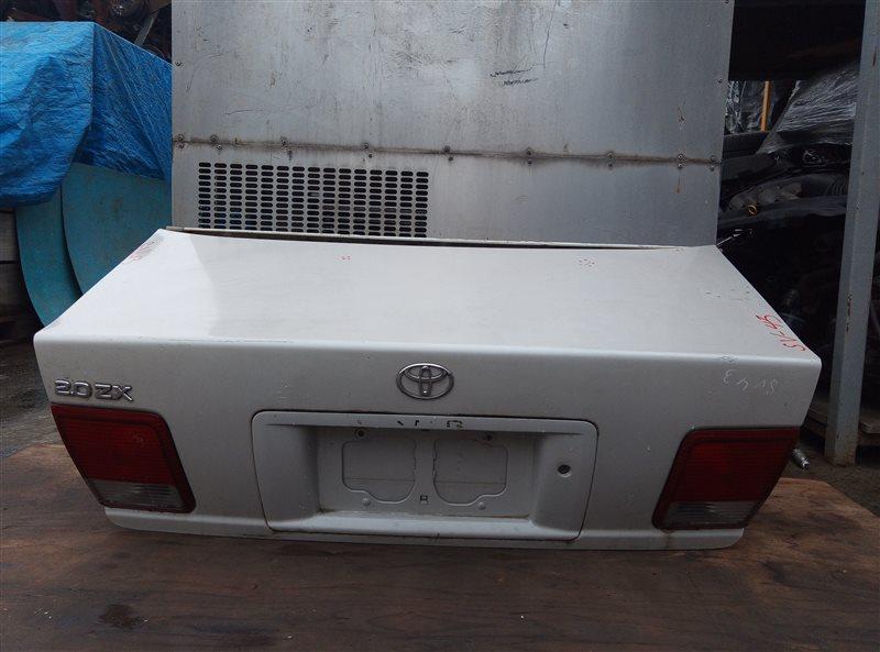 Крышка багажника Toyota Camry SV43 3S-FE (б/у)