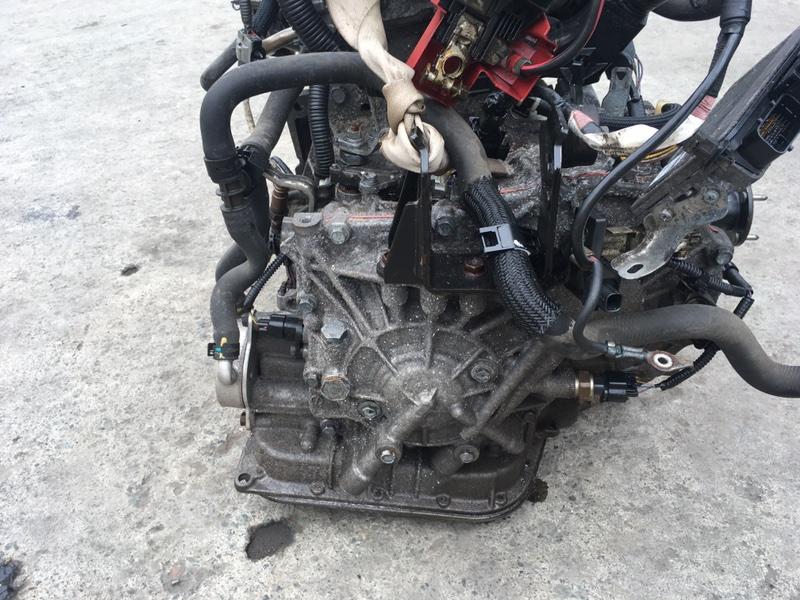 Акпп Toyota Vitz NSP135 1NR-FE (б/у)