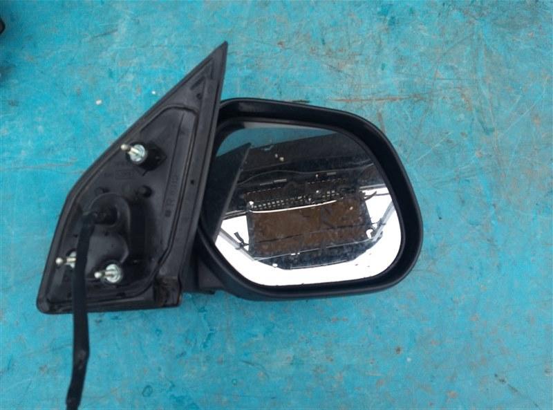 Зеркало Mitsubishi Outlander CW5W 4B12 переднее правое (б/у)