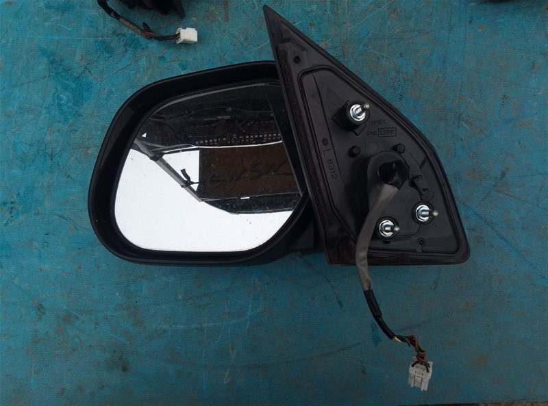 Зеркало Mitsubishi Outlander CW5W 4B12 переднее левое (б/у)