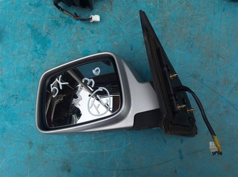 Зеркало Nissan X-Trail NT30 переднее левое (б/у)