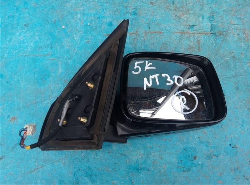 Зеркало Nissan X-Trail NT30 переднее правое (б/у)