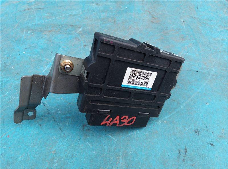 Электронный блок Mitsubishi Pajero Mini H58A 4A30T (б/у)