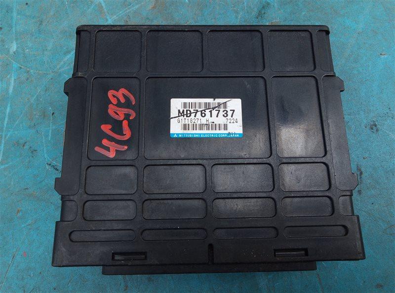 Блок переключения кпп Mitsubishi Legnum EC1W 4G93 (б/у)