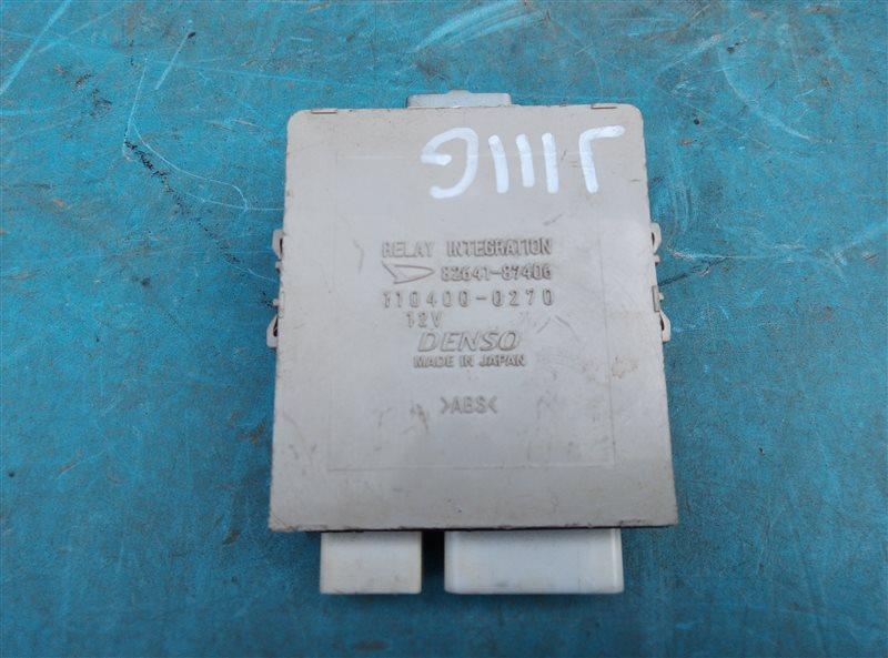 Электронный блок Daihatsu Terios Kid J111G (б/у)