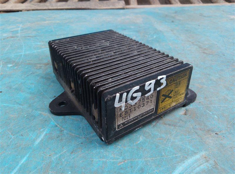 Блок управления форсунками Mitsubishi Legnum EC1W 4G93 (б/у)