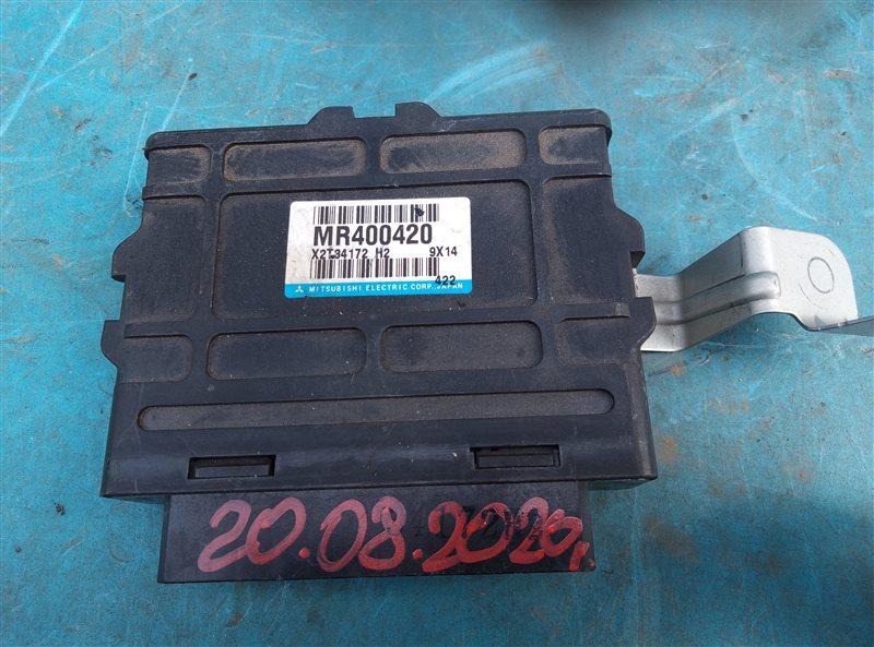 Электронный блок Mitsubishi Pajero V75W 6G74 (б/у)