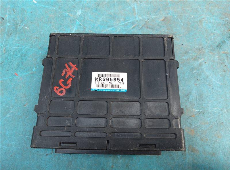 Блок переключения кпп Mitsubishi Pajero V75W 6G74 (б/у)